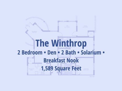 The Winthrop, 1,589 sq ft