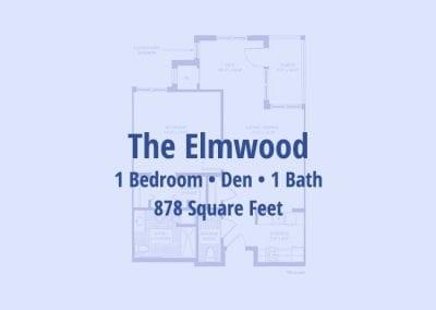The Elmwood, 878 sq ft