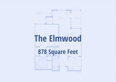 The Elmwood, 878 sq ft