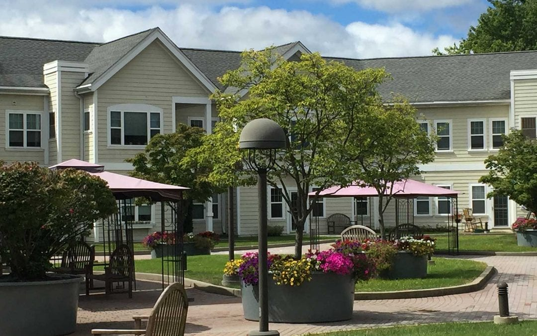 Retirement Community Living for Couples: Jack and Barbara Weiss