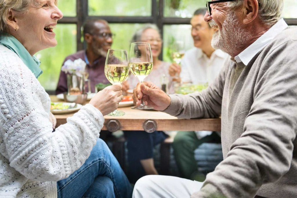 When considering the retirement communities in New York, be sure that your future home will keep you engaged socially.
