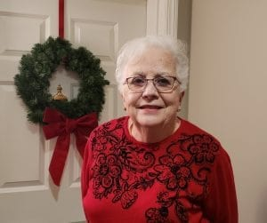 Gail's ASL class is just one example of the wonderful volunteering at The Knolls.