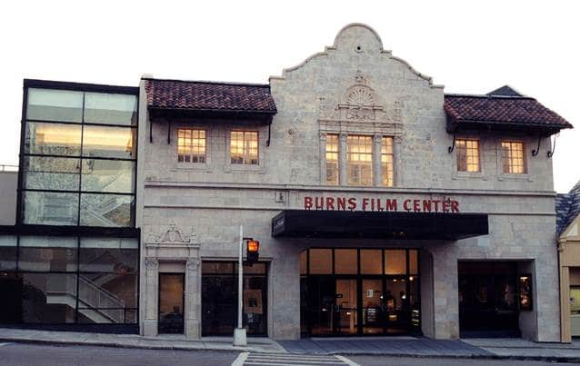 The Jacob Burns Film Center in Westchester County