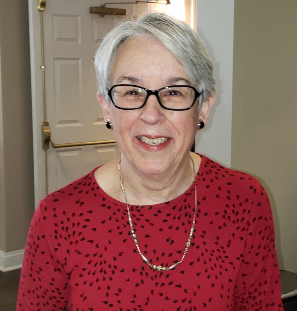 Ellen S. is the current president of the residents' council at The Knolls.
