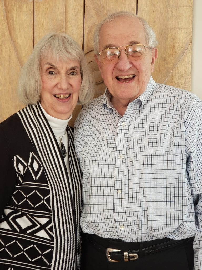 Tony and Selena B. are champions for lifelong learning and are enjoying their active lifestyle at The Knolls.