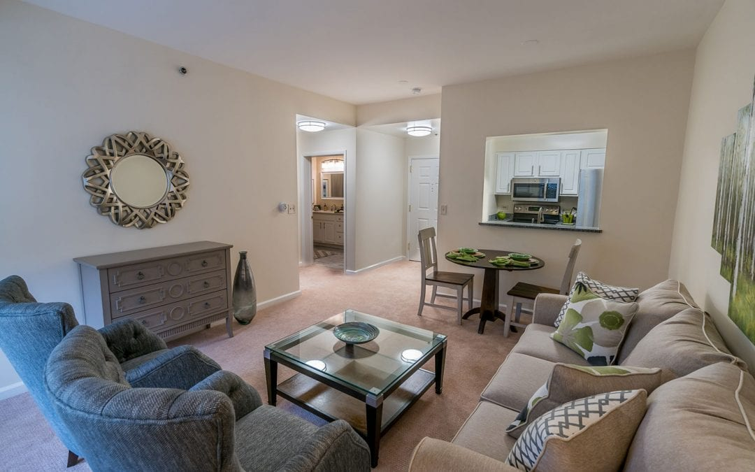 The Bayberry: The Perfect Apartment Home for Your Retirement