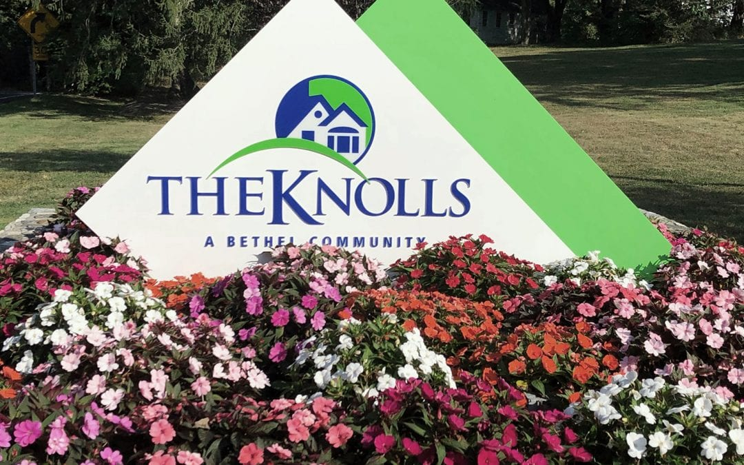 The Knolls in Westchester welcomes everyone with peace of mind.