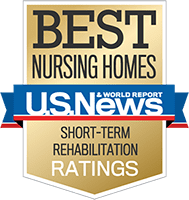 In a recent U.S. News and World Report survey, The Knolls' skilled nursing facility was named one of the top-rated short-term rehabilitation centers in New York state.