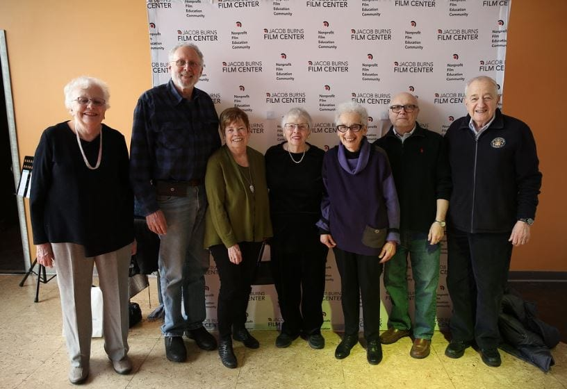 Earlier this month, residents of The Knolls Continuing Care Retirement Community in Westchester County, were among those who premiered self-produced digital stories at the Jacob Burns Film Center (JBFC) Media Arts Lab in Pleasantville.